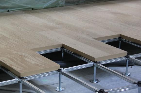 Precio de suelo tecnico materiales de construcci n para for Materiales para suelos